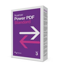 Nuance Power PDF 3.0 Standard
