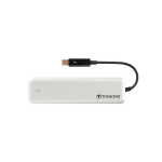 Transcend JetDrive 855 240 GB White