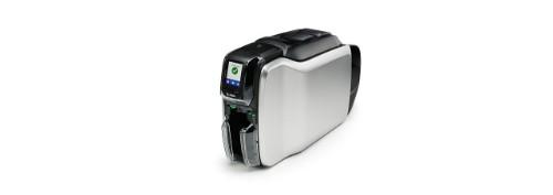 Zebra ZC300 plastic card printer Dye-sublimation/Thermal transfer Colour 300 x 300 DPI