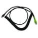 Zebra CBA-UF8-C12ZAR accesorio para dispositivo de mano Cable de carga Negro