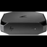 HP Z2 G4 + NVIDIA Quadro P1000 Intel® Xeon® E-2104G 16 GB DDR4-SDRAM 512 GB SSD Zwart Mini PC Workstation