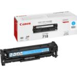 Canon CRG-718 C Original Cian 1 pieza(s)