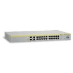 Allied Telesis AT-8000S/24POE Managed network switch L2 Power over Ethernet (PoE) network switch