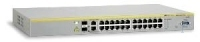 Allied Telesis AT-8000S/24POE Managed L2 Power over Ethernet (PoE) network switch