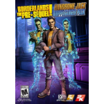 2K Borderlands The Pre-Sequel: Handsome Jack Doppelganger Pack PC Video game downloadable content (DLC) Deutsch, Englisch, Spanisch, Französisch, Italienisch