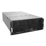 ASUS ESC8000 G4 Intel® C621 LGA 3647 (Socket P) Rack (4U) Black, Silver