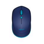 Logitech M535 Bluetooth Optical 1000DPI Ambidextrous Blue mice