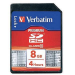 Verbatim VB-SDHC10-08G memory card