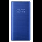 "Samsung EF-NN975 mobile phone case 17.3 cm (6.8"") Folio Blue"