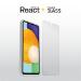 OtterBox React + Trusted Glass Series para Samsung Galaxy A52/A52 5G, transparente