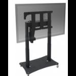 "iiyama MD 062B7650 55"" Fixed flat panel floor stand Black flat panel floorstand"