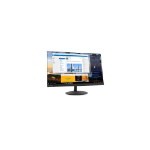 "Lenovo L27q-30 68.6 cm (27"") 2560 x 1440 pixels Quad HD Black"