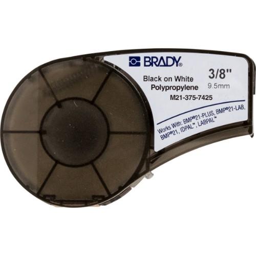 Brady M21-375-7425 label-making tape White