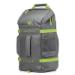 """HP L8J89AA 15.6"""" Backpack Green,Grey"""
