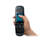 LOGITECH Harmony Ultimate One Touch Screen IR Remote Gesture control Harmony compatibility Easy online setup