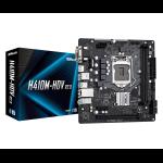 Asrock H410M-HDV R2.0 Intel H410 LGA 1200 micro ATX