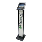 Compulocks BrandMe Multimedia stand Black Tablet