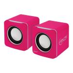 ARCTIC S111 (Pink) - USB Speakers