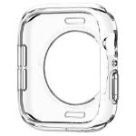 Spigen 062CS24473 smartwatch-accessoire Opbergtas Transparant Thermoplastic polyurethaan (TPU)