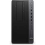 HP EliteDesk 705 G4 2700X Micro Tower AMD Ryzen 7 PRO 32 GB DDR4-SDRAM 512 GB SSD Windows 10 Pro Workstation Black