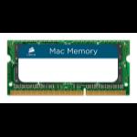 Corsair CMSA4GX3M1A1333C9 4GB DDR3 1333MHz memory module