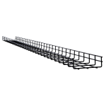 Tripp Lite SRWB6210STR10 cable tray Straight cable tray Black