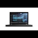 "Lenovo ThinkPad P53 Mobile workstation 15.6"" 1920 x 1080 pixels 9th gen Intel® Core™ i7 16 GB DDR4-SDRAM 512 GB SSD NVIDIA Quadro T2000 Wi-Fi 6 (802.11ax) Windows 10 Pro Black"