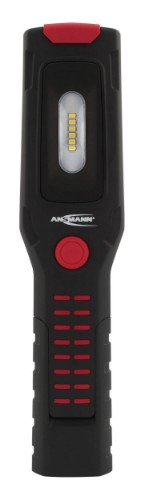 Ansmann IL300R Hand flashlight Black LED
