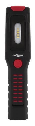 Ansmann IL300R Hand flashlight Black LED