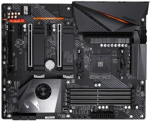Gigabyte X570 AORUS PRO (rev. 1.0) motherboard Socket AM4 ATX AMD X570