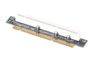1u 1-slot PCI-x Riser