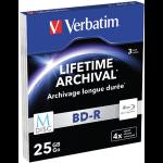 Verbatim 43827 25GB BD-R 3pc(s)