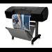 "HP Designjet Z2100 24"" A1 Photo Colour Wide Format Printer Plotter Q6675C - Refurbished"