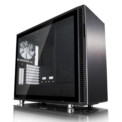 Fractal Design Define R6 USB-C–TG Midi ATX Tower Black
