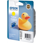 Epson C13T05544010 (T0554) Ink cartridge yellow, 290 pages, 8ml