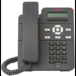 Avaya J129 IP phone Grey 1 lines LCD