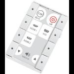 Neets 310-0250 push-button panel White