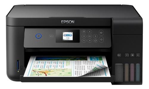 Epson EcoTank ET-2751 Inkjet A4 5760 x 1440 DPI 33 ppm Wi-Fi