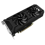 PNY VCGGTX10603PB GeForce GTX 1060 3GB GDDR5 graphics card