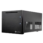 Silverstone SG08-LITE computer case Mini-Tower Black