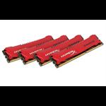 HyperX Savage 32GB 2400MHz DDR3 Kit of 4 32GB DDR3 1600MHz memory module