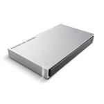 LaCie Porsche Design 2000GB Aluminium,Black external hard drive