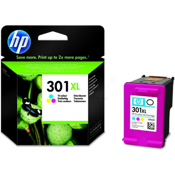 HP CH564EE#301 (301XL) Printhead color, 330 pages, 8ml
