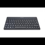 Wacom WKT-400-DE Bluetooth QWERTY English Black mobile device keyboard