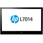 HP L7014 14-inch Retail Monitor