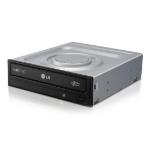 LG 24xDVD+-R,12xDVD-RAM,DL,BLACK,SATA, BULK PACK, Cyberlink Power2Go Software, 2Yrs Wrty