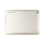 Toshiba Canvio Connect II 1TB 1000GB Gold external hard drive