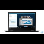 "Lenovo ThinkPad X390 Yoga Black Hybrid (2-in-1) 33.8 cm (13.3"") 1920 x 1080 pixels Touchscreen 8th gen Intel® Core™ i5 i5-8265U 8 GB DDR4-SDRAM 256 GB SSD"