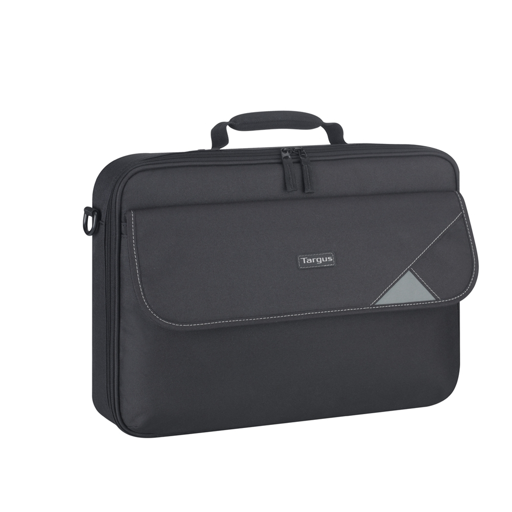 "New Genuine Targus TBC002Au, 15.6"" Intellect Clamshell Laptop Case"