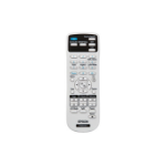 Epson 2181788 remote control IR Wireless Projector Press buttons